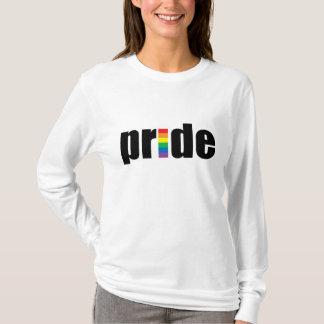 Gay Pride Ladies Long Sleeve T-Shirt