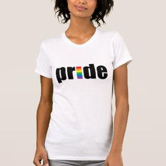 Gay Pride Ladies Tank Top (Fitted)