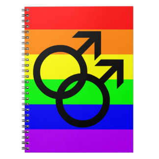 Gay Pride Notebook