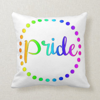 Gay Pride Pillow