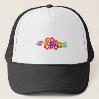 Gay Pride Radio Icon #03 Hat
