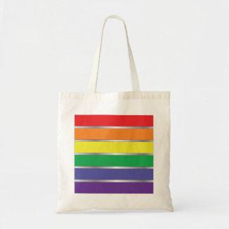 Gay Pride Rainbow Flag Colours