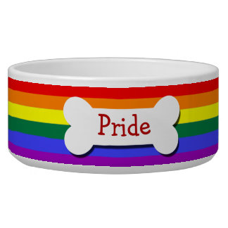 Gay Pride Rainbow Flag Personalized