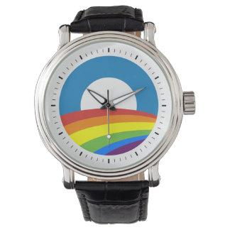 Gay Pride Rainbow Obama Watch