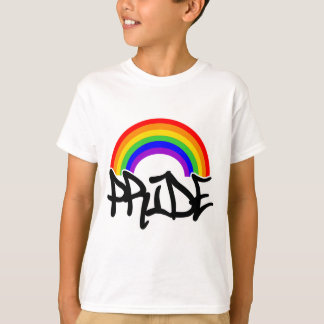 Gay Pride Rainbow Tshirt