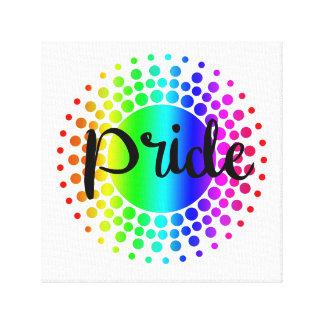 Gay Pride Rainbow Wall Art