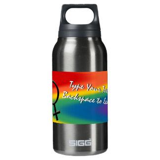 Gay Pride Same-Sex Love Bottles