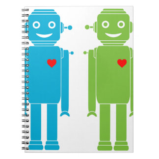 Gay Robots Notebooks