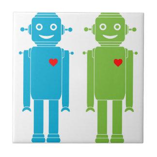 Gay Robots Tile