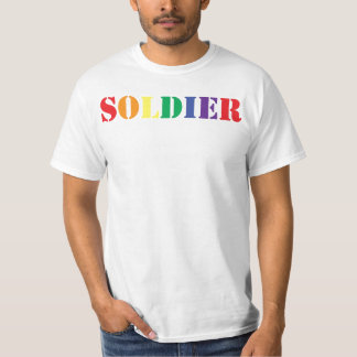 GAY Soldier T-Shirt