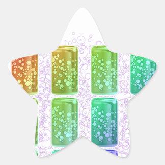Gay Thirst Star Sticker
