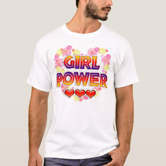 GAY Tshirts - Girl Power 01