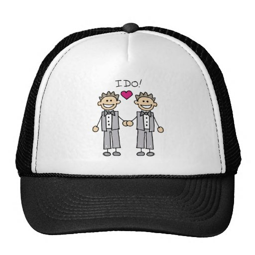Gay Wedding Favours Hats