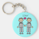 Gay Wedding Favours Keychains