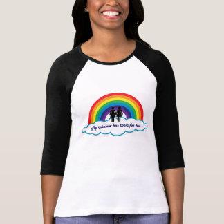 Gay women rainbow T-Shirt