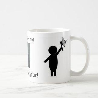 gaydar, gaydar, You Don't Fool Me!... - Customized Coffee Mug
