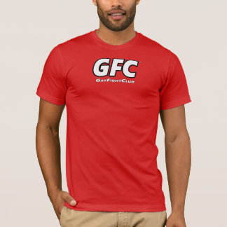 GayFightClub™ Luxury Red T-Shirt