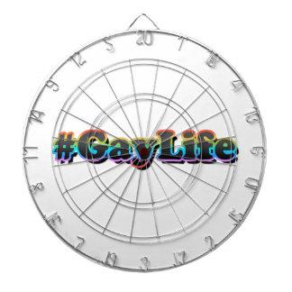 #GayLife Dartboard