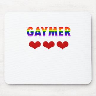 Gaymer (v1) mouse pad