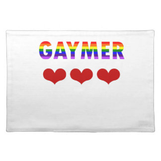 Gaymer (v1) placemat