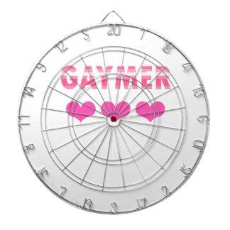 Gaymer (v2) dartboard