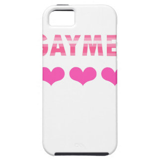 Gaymer (v2) iPhone 5 covers