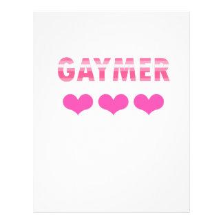 Gaymer (v2) letterhead