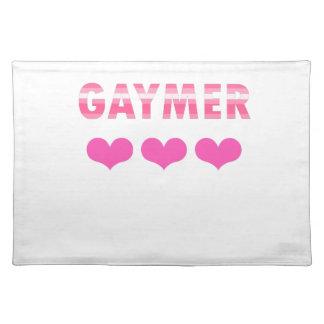Gaymer (v2) placemat