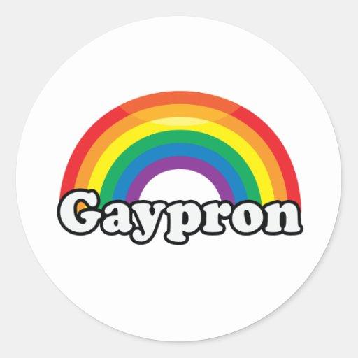 GAYPRON -.png Sticker