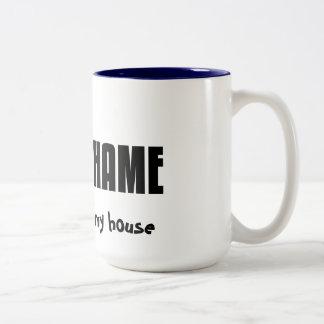 Gays Flooded My House Mug