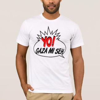 Gaza mi Seh T Shirt