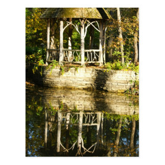 Gazebo at Shaw Nature Reserve Postcard