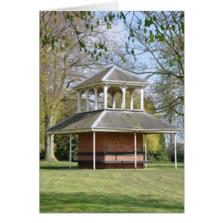 'Gazebo' Notecard