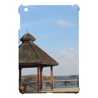 Gazebo over Lake iPad Mini Cases