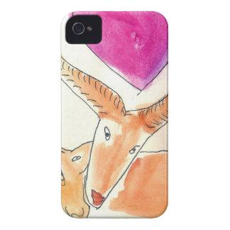 Gazelle - a mothers love iPhone 4 covers