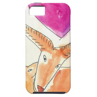 Gazelle - a mothers love iPhone 5 case