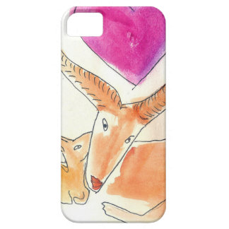 Gazelle - a mothers love iPhone 5 cases