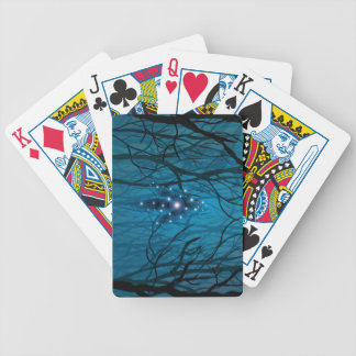 Gazing Into the Void Bicycle Playing Cards
