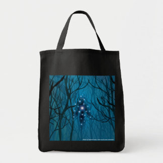 Gazing Into the Void Tote Bag
