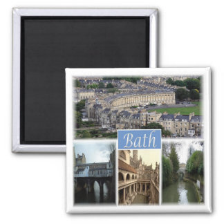 GB * England - Bath Somerset Magnet