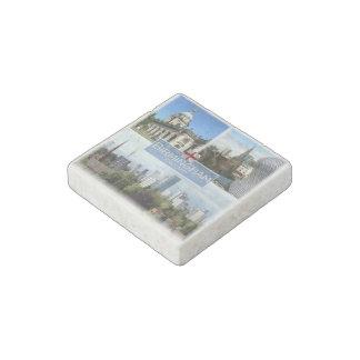 GB England - Birmingham - Saint Martin's Church Stone Magnets