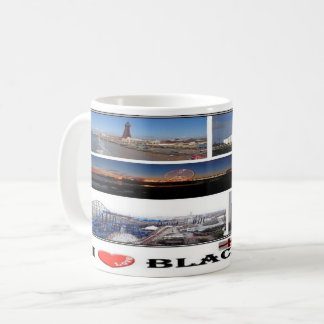 GB England - Blackpool - Coffee Mug