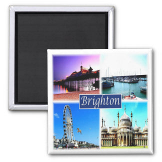 GB * England - Brighton Magnet