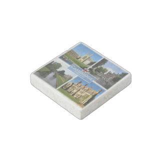 GB England - Cambridge - Anglesey Abbey - Stone Magnets