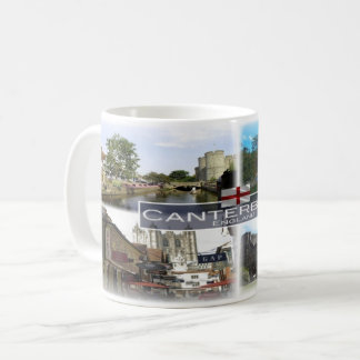 GB England - Canterbury  - Coffee Mug