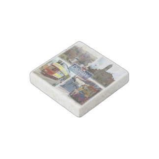 GB England - Derby - Guidhall - Stone Magnets