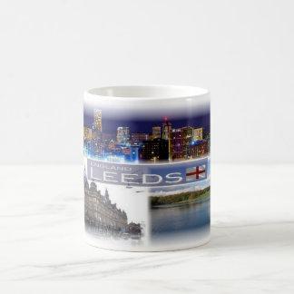 GB England -  Leeds Yorkshire - Coffee Mug