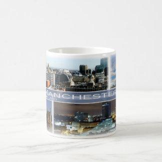 GB England - Manchester - Coffee Mug