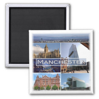 GB * England - Manchester Magnet