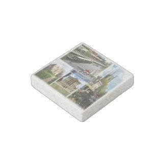 GB  England - Reading - Saint Marie Church - Stone Magnets